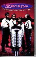 Xscape Hummin Comin At Cha 1993 Cassette Tape Album R&B Hiphop Pop Dance