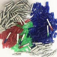 Lot 100 Archery Arrow Nock Pins Needle&Needle Nocks for ID 4.2/6.2mm Arrow Shaft