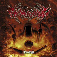 MY OWN GRAVE Necrology CD - New/Sealed - import