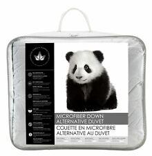 Canadian Down & Feather Co - Microfiber Down Alternative Duvet Machine Washable