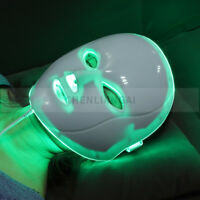 Led Skin Rejuvenation Facial Acne Treatment Light Therapy Beauty Device 7 Colors