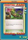 4X Dimension Valley 93/119 Pokemon Online Card TCG PTCGO Digital Card
