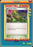 2X Dimension Valley 93/119 Pokemon Online Card TCG PTCGO Digital Card