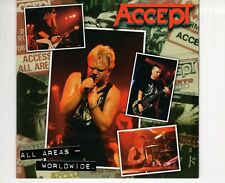 CD ACCEPT	all areas - worldwide	2CD EX+ (B3892)