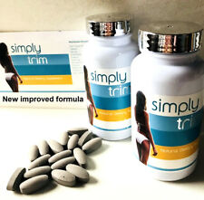 NEW SIMPLY TRIM NATURAL WEIGHT LOSS DIETRY SLIMMING FAT BURNER PILLS 90 TABLETS