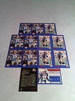 *****Less Browne*****  Lot of 21 cards.....3 DIFFERENT / Football / CFL