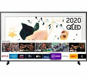 "SAMSUNG The Frame QE65LS03TAUXXU 65"" Smart 4K Ultra HD HDR QLED TV with Bixby"