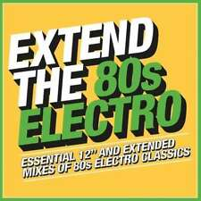 Various Artists - Extend The 80s - Electro NEW CD