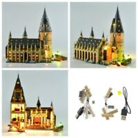 Led Light Kit For 75954 Harry Potter Hogwarts Great Hall Building Blocks