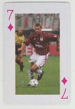 Football World Cup 2006 Playing Card single - Andriy Shevchenko - Inter Milan