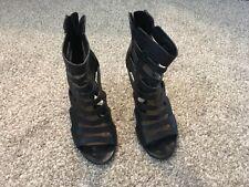 Dolce Vita leather women's heels size 38 USA 7.5-8