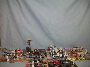 Lego set 9488 75001 8014 7913 7654 7668 8083 8084 STAR WARS 10 Battle packs 100%