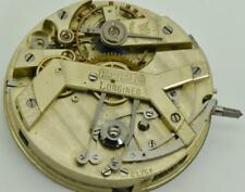 The oldest known Longines Chronograph pocket watch movement c1876.MINT