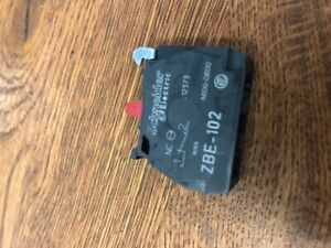 Schneider Electric ZBE102 Contact Block Harmony