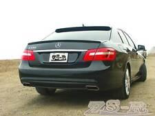 Painted 040 Black AMG Look Trunk Spoiler Lip For W212 E250 E350 E550 E63 4Dr