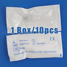 10PCS Auto Micro Needle Stamp 12 needles tip 0.25mm-2mm for Derma Pen E4-P0H