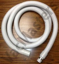 "GENUINE Vacuflo 10' universal central vacuum EXTENSION hose! Fits ALL 1.5"" valve"