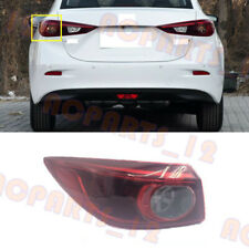 For Mazda 3 Axela 2017-2018 Left outside LED Tail Brake Light Assembly