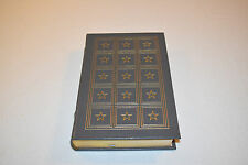 SIGNED FIRST EDITION Easton Press KEEPING FAITH Jimmy Carter 1ST Leather FINE FE