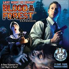 Last Night On Earth Juego de mesa - Sangre en el bosque Extensión