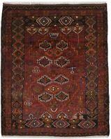 Tribal Design Handmade 6X7 Vintage Style Wool Rug Oriental Home Decor Carpet