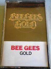 Bee Gees Gold Cassette Made in USA
