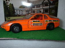 Corgi - PORSCHE 924 RACE / RALLY CAR - Heuer / Pirelli