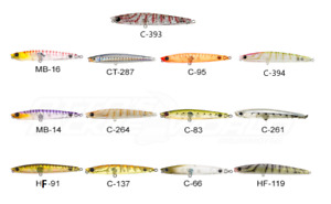 Bassday Sugapen 70mm Floating Surface Fishing Lure @ Ottos TW