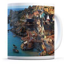 Anchor Bay Malta - Drinks Mug Cup Kitchen Birthday Office Fun Gift #8997