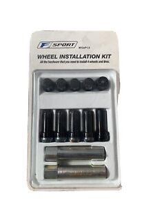 Chrome Locking Alloy Wheel Nuts for Lexus IS PN.SFP-N11391