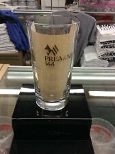 2019 CLEAR PREAKNESS  GLASS 144  RUNNING WITH JUSTIFY ON THE GLASS