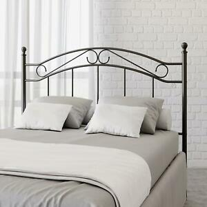 Full/queen Metal Headboard Manufacturers, Adapter plates Durable powder-coated