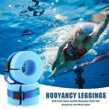 Exercise Swimming Water Weights Aquatic Aerobics Cuffs Ankles For Training D5C2