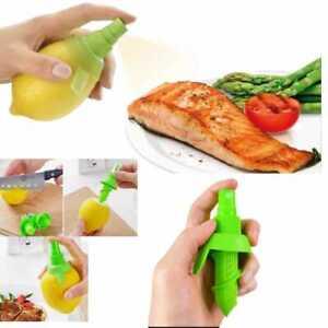 Lemon Sprayer Gadget Citrus Sprayer Lime Juicer Creative Kitchen Accessories Gad