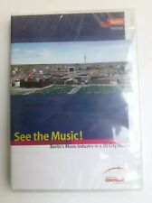 SEE THE MUSIC! Berlin's Music Industry in a 3D City Model DVD | sealed