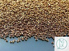 100g 221 Bronze Toho Seed Beads 15/0 1.5mm WHOLESALE