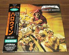 HELLOWEEN Japan PROMO issue CD mini LP card sleeve CD Walls Of Jericho 1994 ltd