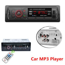 Car Stereo Audio Bluetooth In-Dash Aux Input Receiver SD USB FM Radio MP3 Player