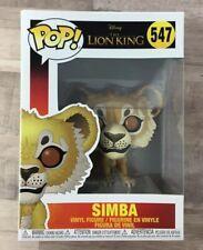 New ListingFunko Pop! Disney's The Lion King Simba #547 D01