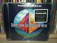 CD PINO DANIELE - DIMMI COSA SUCCEDE ... - REMASTERED FROM ORIGINAL MASTER