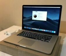 Apple Macbook Pro 15 A1398 Retina core i7 3.2Ghz 16GB RAM 256GB SSD Late 2013