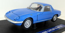 Sunstar 1/18 Scale Diecast - 4072 Lotus Elan S3 Coupe 1966 French Blue