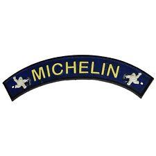 Bleu - Homme Michelin signe Porte en fonte Plaque murale Pneu Clôture Garage