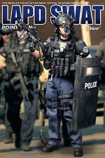 DID 1/6 LAPD SWAT 2.0 Point Man Denver Action Figure MA1006