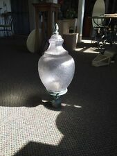 Hanover Lantern 17430VGN Medium Clifton Park Post