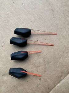 1997-2001 LEXUS ES300 INSTRUMENT CLUSTER NEEDLE SET *SET OF FOUR*