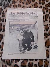 Magazine - LE PÊLE-MÊLE, n° 14, 08/04/1900