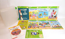 Leap Frog Tag Reading System 7 Books Carrying Case