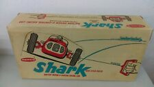 1961 Remco Shark High Speed Racer Battery Operated MIB NRFB NOS Never Used