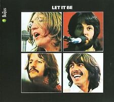 The Beatles Let It Be CD NEW digital remaster Get Back